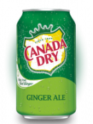 Canada Dry Ginger Ale 1 шт.