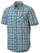 Рубашка Marmot Cottonwood SS, Peak Blue, L