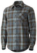 Рубашка Marmot Doheny Flannel LS, Dark Mineral, S