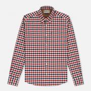 Мужская рубашка Barbour Moss Red