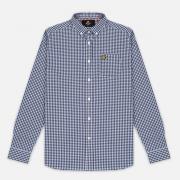 Мужская рубашка Lyle & Scott Gingham Navy