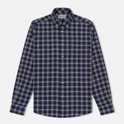 Мужская рубашка Barbour Warren Tailored Fit Navy
