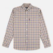 Мужская рубашка Aquascutum Emsworth LS Club Check Vicuna