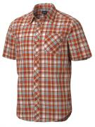 Рубашка Marmot Cottonwood SS, Red Ochre, L
