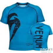 Рашгард Venum Original Giant Blue S/S Venum