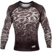 Рашгард Venum Tropical Black/Grey L/S Venum