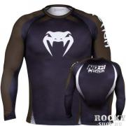 Рашгард Venum No Gi Rash Guard IBJJF Approved - Long Sleeves -...