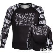 Рашгард Venum Speed Camo Urban Black L/S Venum