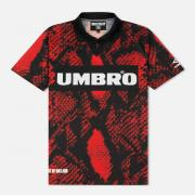 Мужская футболка Umbro x House Of Holland Snake Print Collared...