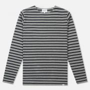 Мужской лонгслив Norse Projects Godtfred Compact Navy