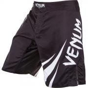 Шорты ММА Venum Challenger Fightshorts - Black/Ice