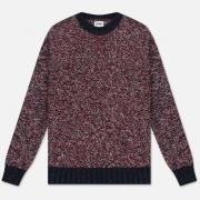 Мужской свитер Edwin Dock Ecoplanet Wool Blend Navy/Red