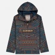 Мужская куртка анорак Napapijri Rainforest Fancy Fantasy Multicolor