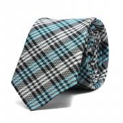 Узкий галстук #046 (клетка)