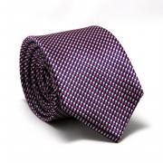 Узкий галстук #066 (лиловый)