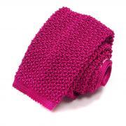 Однотонный мужской галстук цвета фуксия Missoni 8ZAKZD