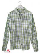 Рубашка Orby для мальчика, цвет салатовый