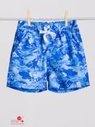 Шорты-плавки PlayToday для мальчика, цвет голубой