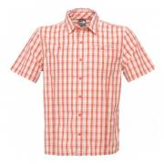 Рубашка The North Face Short Sleeve Gilgit Woven Shirt