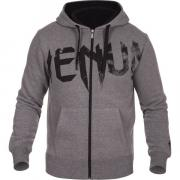 Толстовка Venum Undisputed Hoody Black Grey