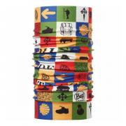 Бандана Buff Merchandise Collection High UV Santiago 53/62CM