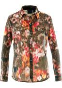bonprix Шифоновая блузка (коричневый) - bpc selection