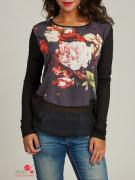 Блуза Ada Gatti, цвет черный