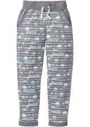 Трикотажные брюки длиной 7/8 (серый) - bpc bonprix collection