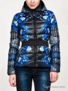 Куртка Conver, цвет синий, черный
