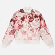 Женская куртка бомбер Puma x Careaux Reversible Flower AOP Birch