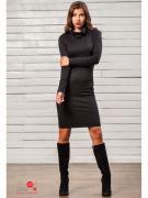 Платье Charm, цвет черный