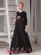 Платье Marrushka, цвет черный
