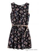 Платье Roxy, цвет черный