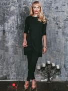 Платье-туника Marrushka, цвет чёрный