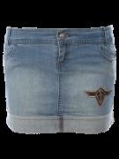 Юбка женская, джинсовая