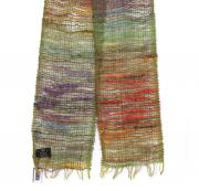 Необычный женский шерстяной шарф Renato Balestra 14378