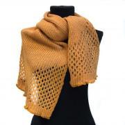 Оригинальный ажурный зимний шарф для женщин Club Seta 823598