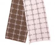 Светлый двухсторонний шарф Vivienne Westwood 14253