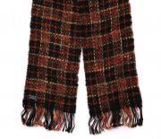 Зимний шарф в клетку Basile 14405