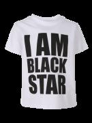 Футболка детская I AM BLACK STAR