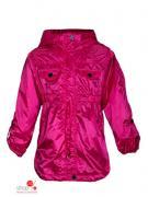 Куртка ORBY для девочки, цвет фуксия