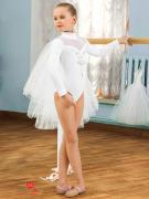 Купальник Arina для девочки, цвет белый