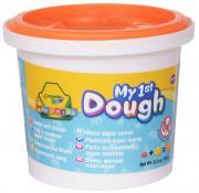 Crayola Масса для лепки My 1st Dough Бабочка цвет оранжевый