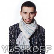 3D-шарф Pastel