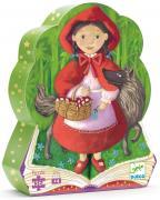 Djeco Пазл для малышей Красная шапочка