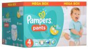 Pampers Pants Трусики 9-14 кг (размер 4) 104 шт