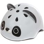 Шлем детский REXCO 3D Панда черный HPG014