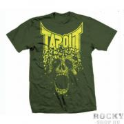 Футболка Tapout Crumbler Men's T-Shirt Green Tapout