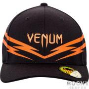 Кепка Venum Sharp 2.0 Cap Black/Orange Venum