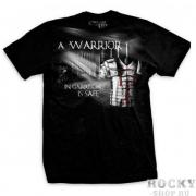 Футболка Ranger Up A Warrior in Garrison is Safe Normal-Fit T-Shirt...